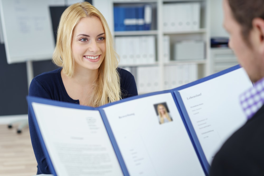 tips for insurance job candidates